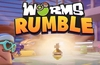 Worms Rumble includes 32-player cross-play Battle Royale mode