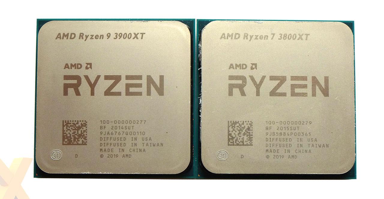 Review Amd Ryzen 9 3900xt And Ryzen 7 3800xt Cpu Hexus Net