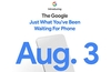 Google teases 3rd August launch for Pixel 4a smartphone