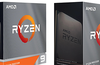 AMD Ryzen 9 3900XT and Ryzen 7 3800XT