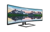 Philips 498P9 Brilliance touted as multi-monitor beating choice