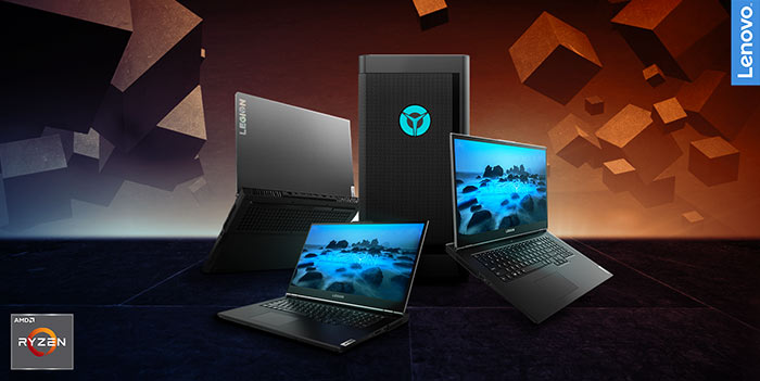 Lenovo Heralds Arrival Of Amd Ryzen Powered Legion Systems Laptop News Hexus Net
