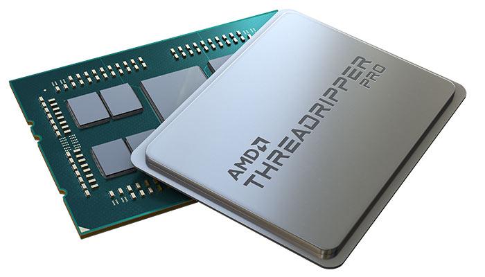 Amd Introduces The Ryzen Threadripper Pro Processors Cpu News Hexus Net