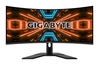 Gigabyte G34WQC ultrawide gaming monitor hits 144Hz, 1ms