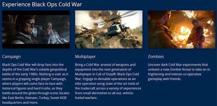 Call Of Duty Black Ops Cold War Arrives On 13th Nov Pc News Hexus Net