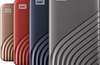 WD announces My Passport SSD drives with 1,000MB/s speeds