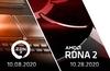 AMD announces Zen 3 and Radeon RNDA 2 launch events