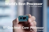Intel launches 11th Gen Core mobile processors with Iris Xe