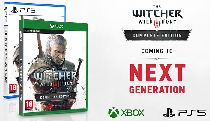 The Witcher 3 Complete Edition Gets Raytracing