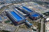 Samsung invests record amount to expand semiconductor output