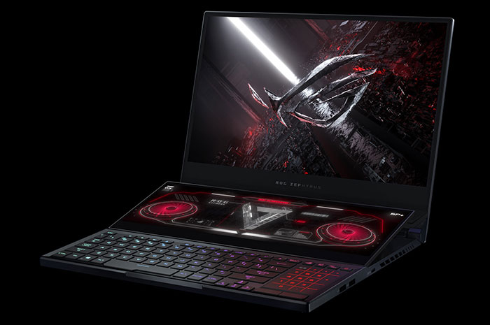 Asus ROG Zephyrus Duo 15 SE features latest AMD & Nvidia tech - Laptop