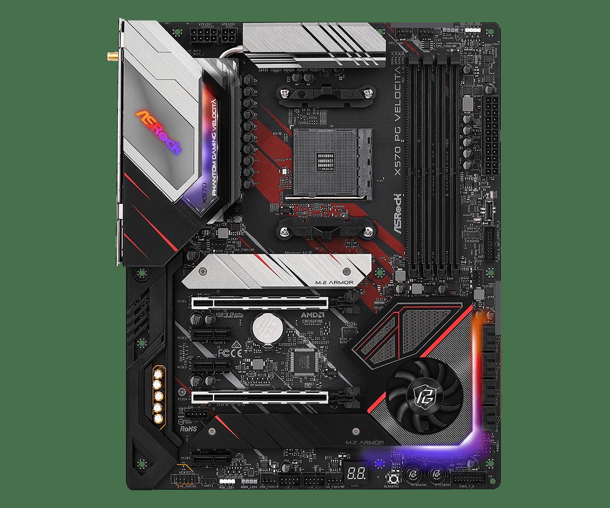 Review: ASRock X570 PG Velocita - Mainboard - HEXUS.net