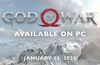 God of War scheduled for PC release on 14th January