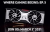 AMD to reveal latest Radeon RX 6000 graphics cards on 3rd March