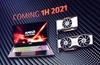 AMD Radeon RX 6700 XT logo shared by tech editor