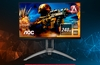 Win an AOC AG273QZ 240Hz gaming monitor
