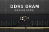DDR5 forecast to overtake DDR4 in bit shipments in 2023