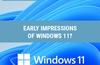 QOTW: Early impressions of Windows 11?