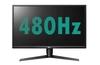 AUO and LG preparing 480Hz refresh display panels