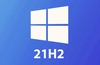 Microsoft outlines Windows 10 21H2 feature update