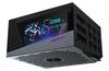 Aorus P1200W modular PSU features expansive LCD monitor